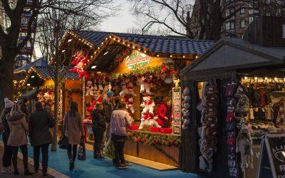 Nasával jsem na náměstí v Olomouci Vánoce!